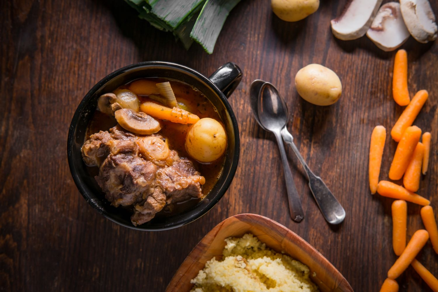 Ox Tail Stew –  Our Soul Food