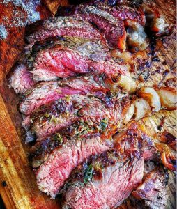 Our  Organic Dry Aged Beef