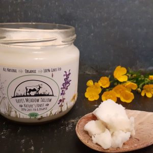 Hayes Meadow Organic Grass Fed Cooking Tallow