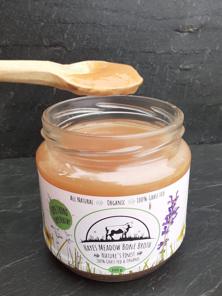 Nature's Finest Double Concentrated Pure Bone Broth
