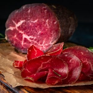 Organic & Grass Fed Beef Bresaola
