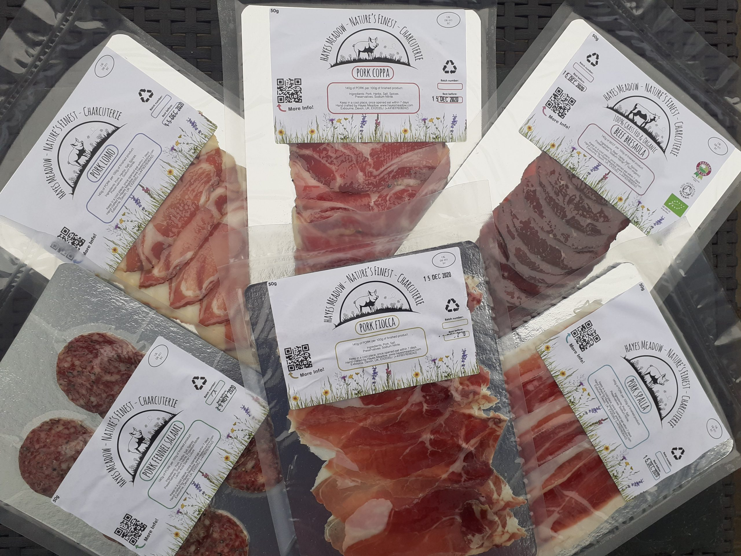 Organic Charcuterie Delivery