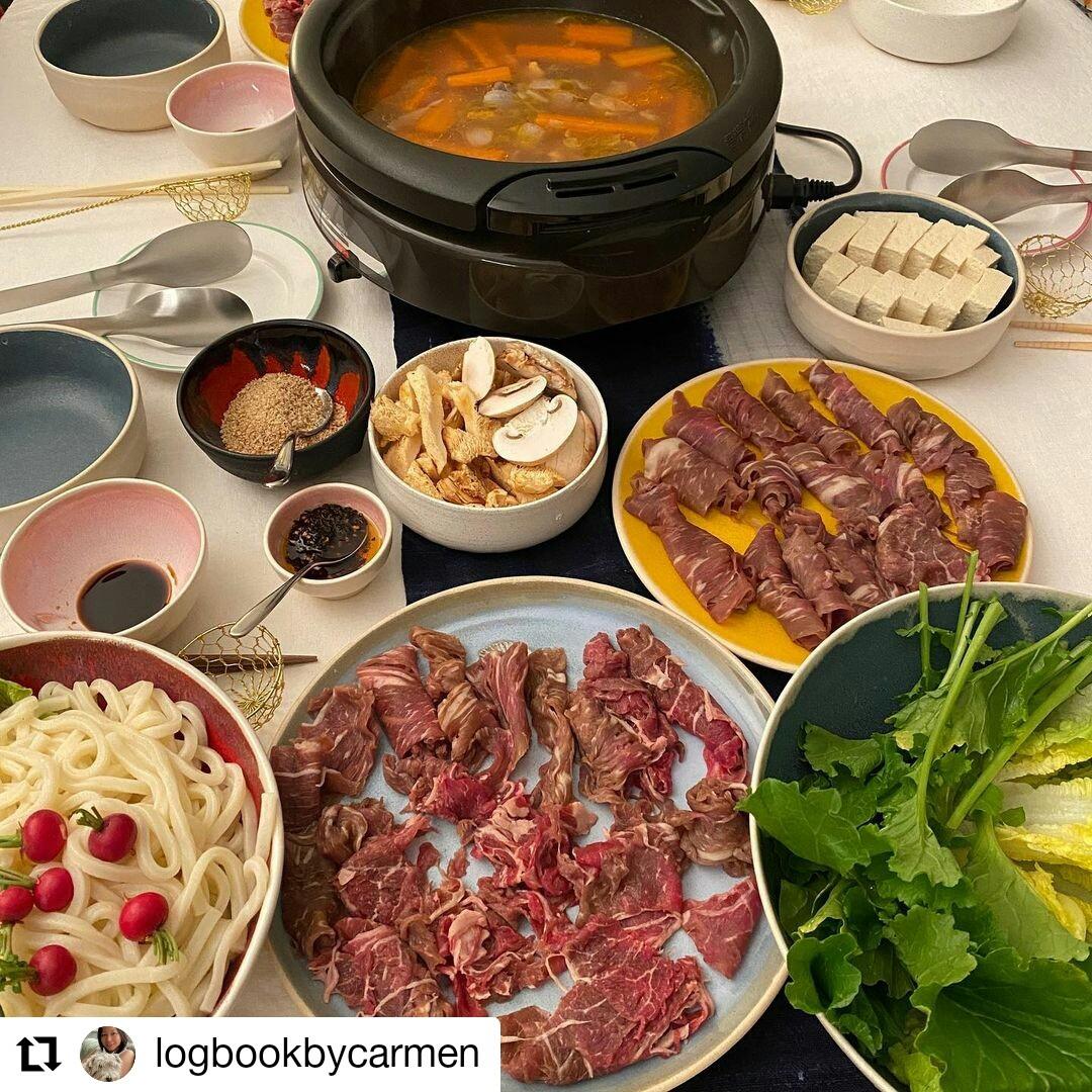 Healthy Japanese Beef Cuisine