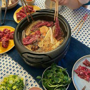 Sukiyaki Meal Kit