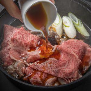 Hayes Meadow Japanese Sukiyaki Sauce