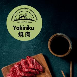 Hayes Meadow 'Yakiniku' Mezze Beef