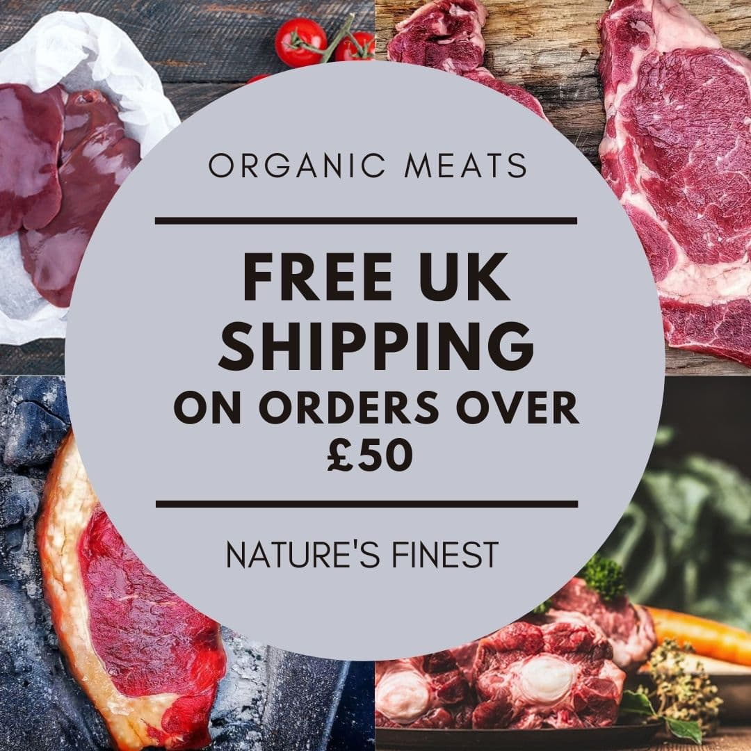 FREE UK DELIVERY OVER £50