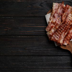Unsmoked Dry Cured Belly Pork Bacon